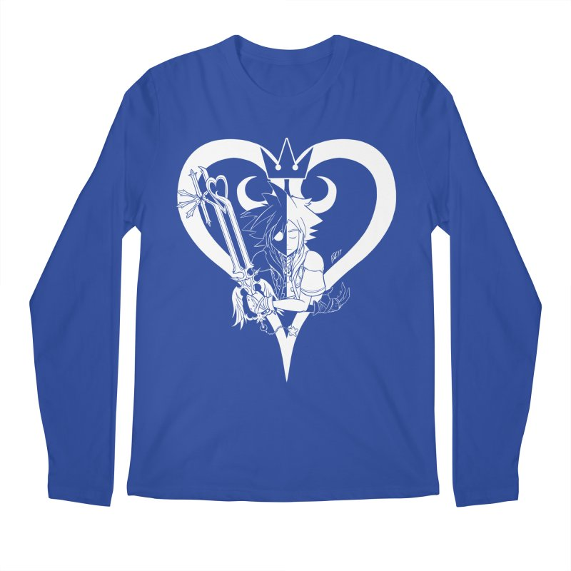 Heartless Men's Regular Longsleeve T-Shirt by Requiem's Thread Shop