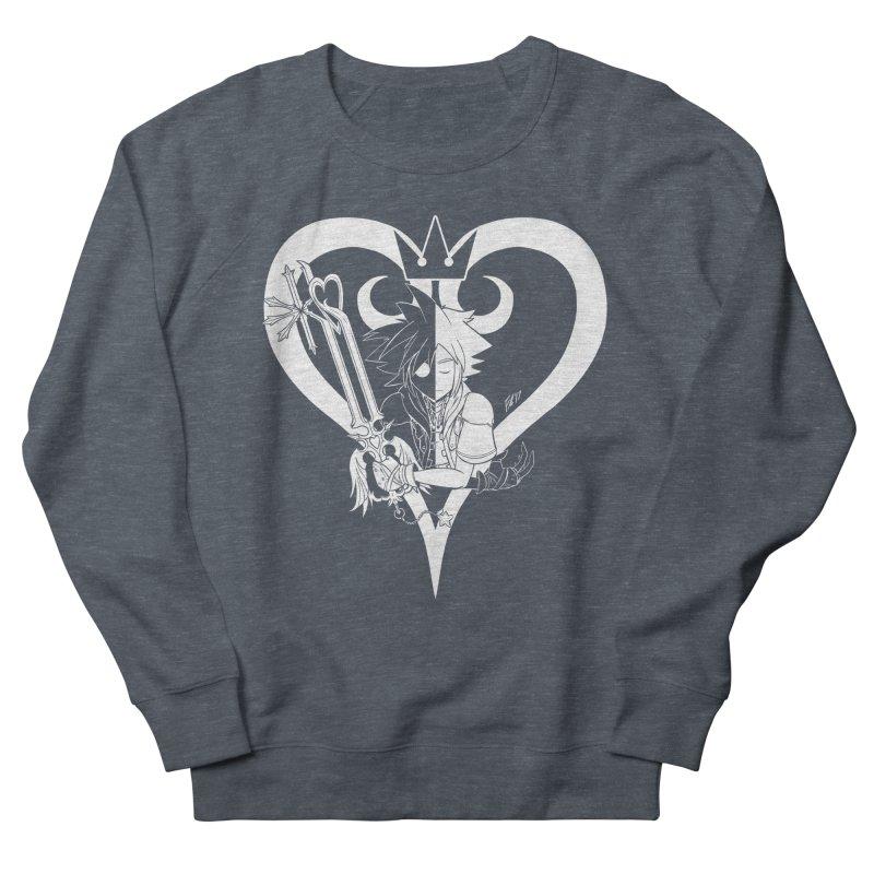 Heartless Women's French Terry Sweatshirt by Requiem's Thread Shop