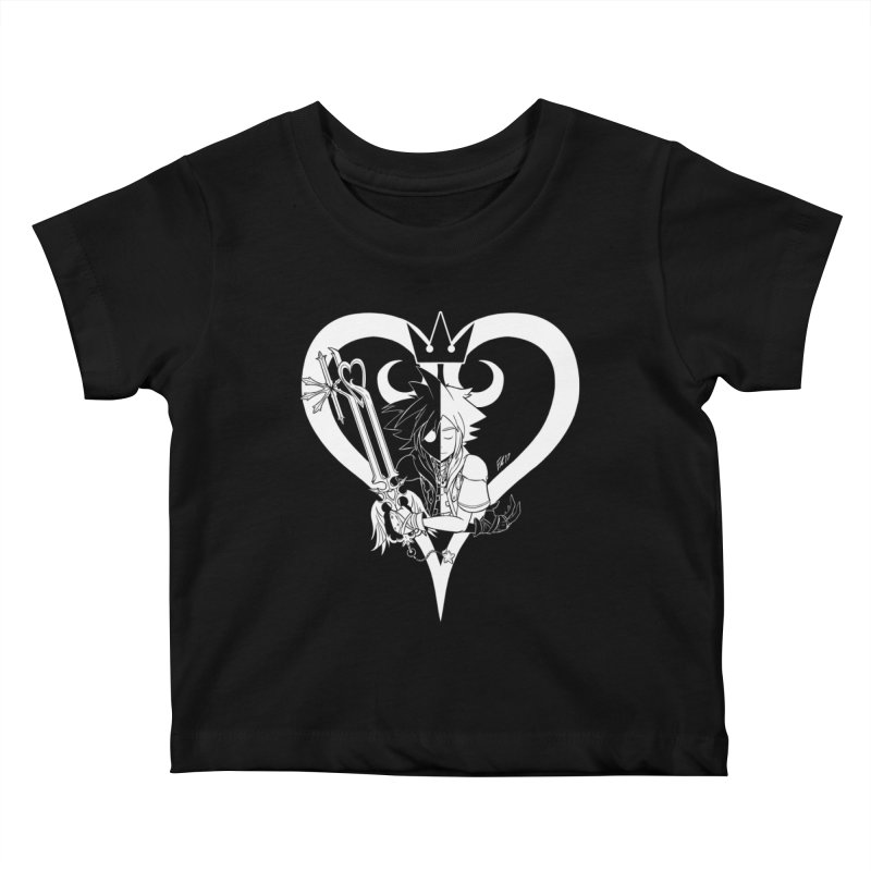 Heartless Kids Baby T-Shirt by Requiem's Thread Shop