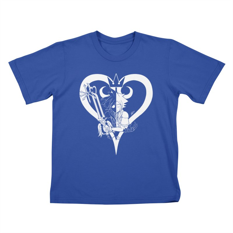 Heartless Kids T-Shirt by Requiem's Thread Shop