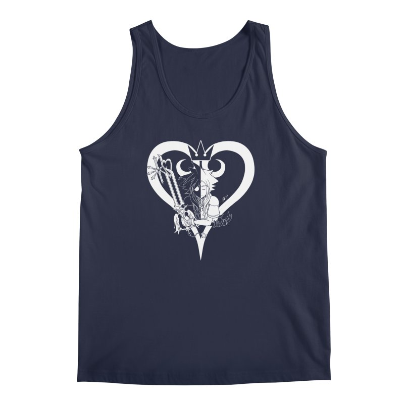 Heartless Men's Regular Tank by Requiem's Thread Shop