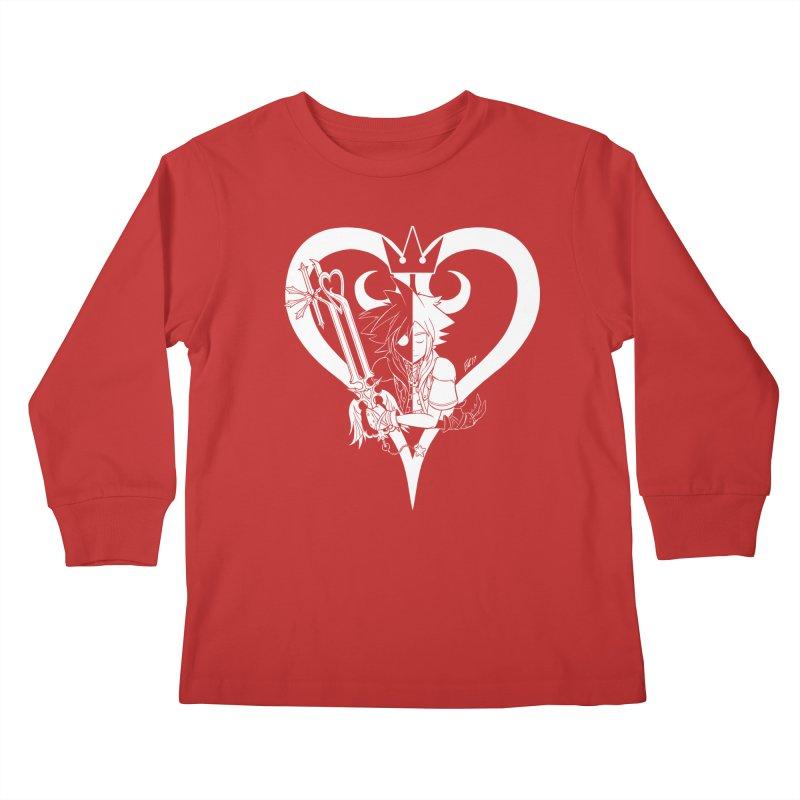 Heartless Kids Longsleeve T-Shirt by Requiem's Thread Shop