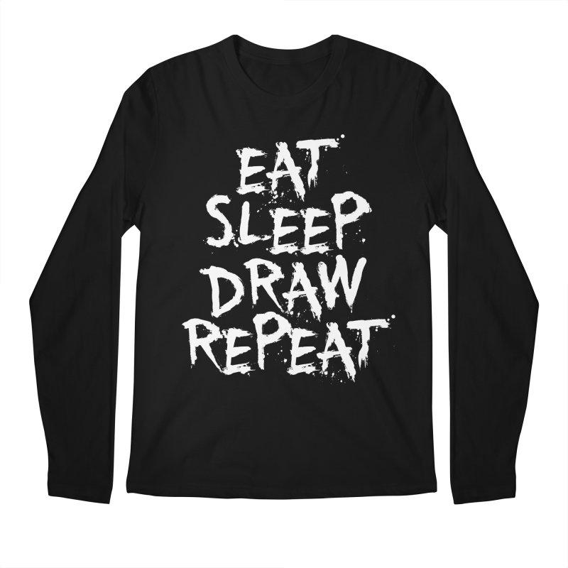 Life of an Artist Men's Regular Longsleeve T-Shirt by Requiem's Thread Shop