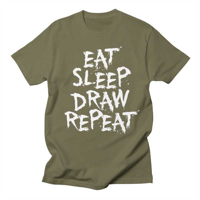 Life of an Artist Women's Regular Unisex T-Shirt by Requiem's Thread Shop