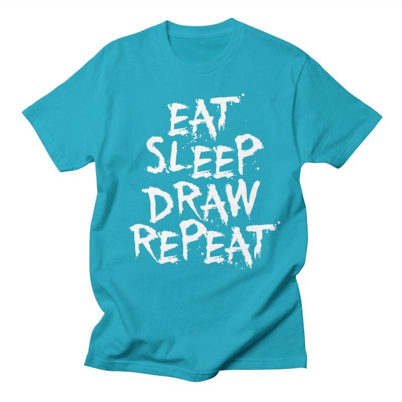 Life of an Artist Men's Regular T-Shirt by Requiem's Thread Shop
