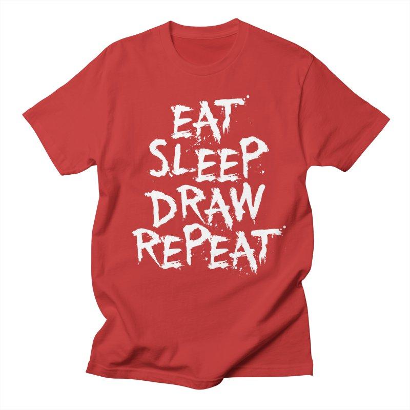 Life of an Artist Women's Regular Unisex T-Shirt by Requiem's Thread Shop