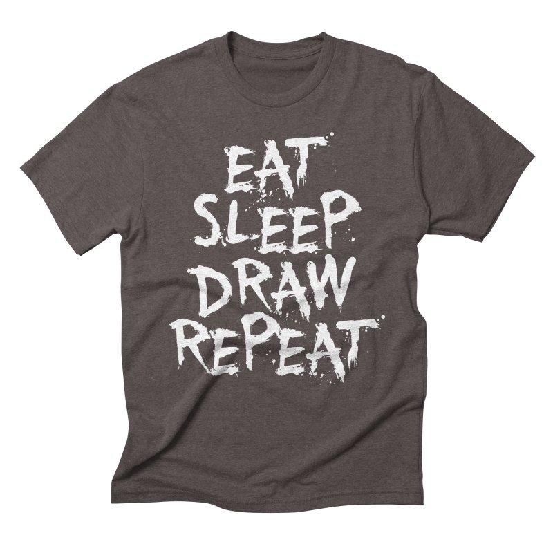 Life of an Artist Men's Triblend T-Shirt by Requiem's Thread Shop
