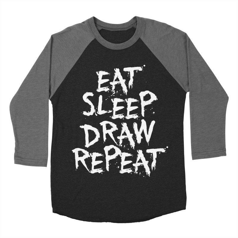 Life of an Artist Women's Baseball Triblend Longsleeve T-Shirt by Requiem's Thread Shop