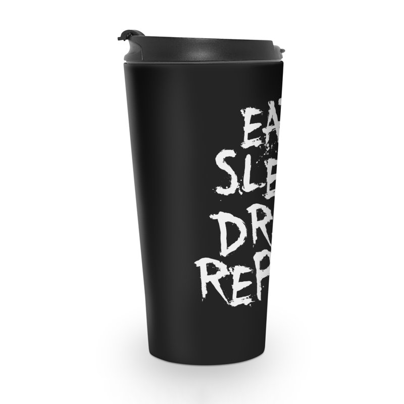 Life of an Artist Accessories Travel Mug by Requiem's Thread Shop