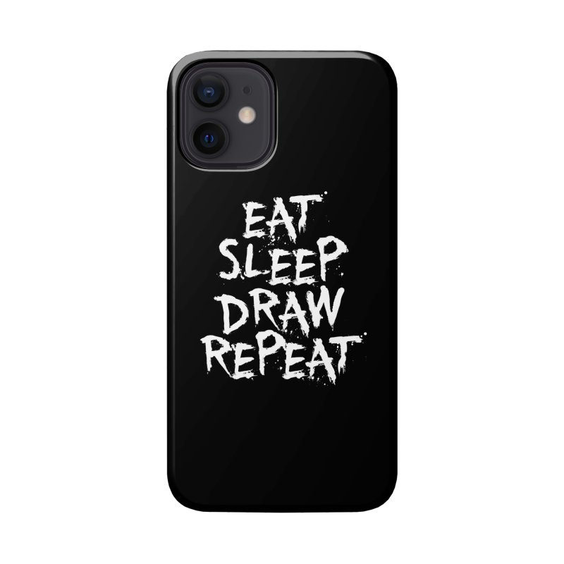 Life of an Artist Accessories Phone Case by Requiem's Thread Shop