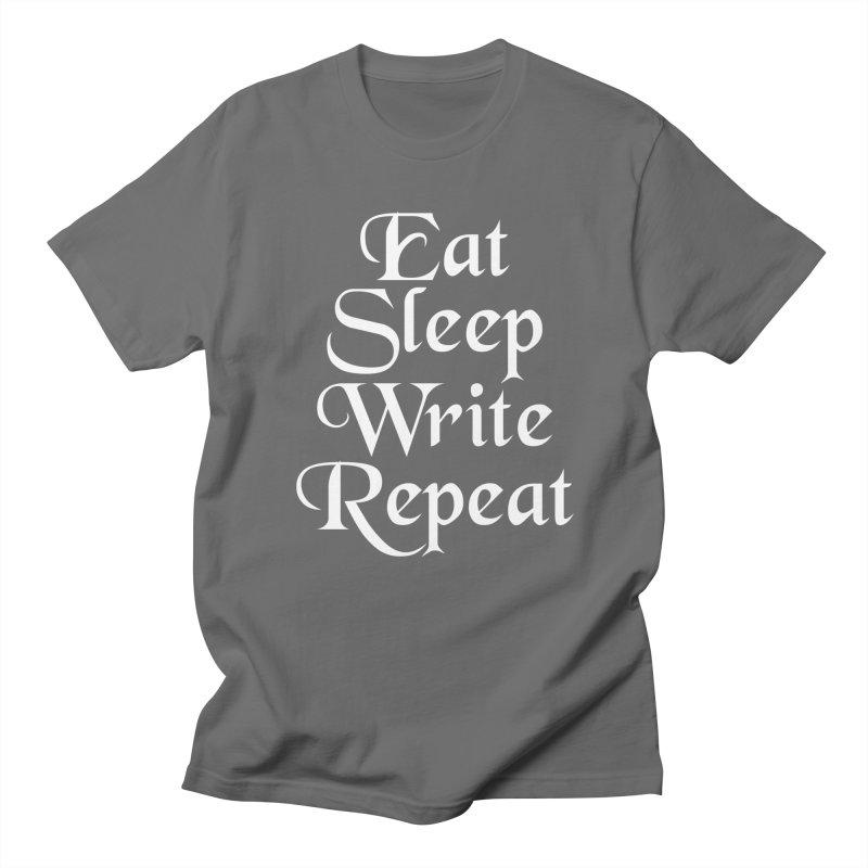 Daily Mantra Men's T-Shirt by Requiem's Thread Shop