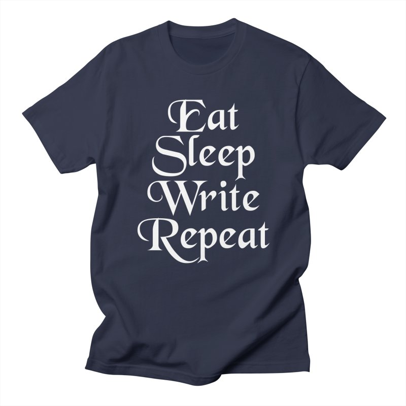 Daily Mantra Men's Regular T-Shirt by Requiem's Thread Shop