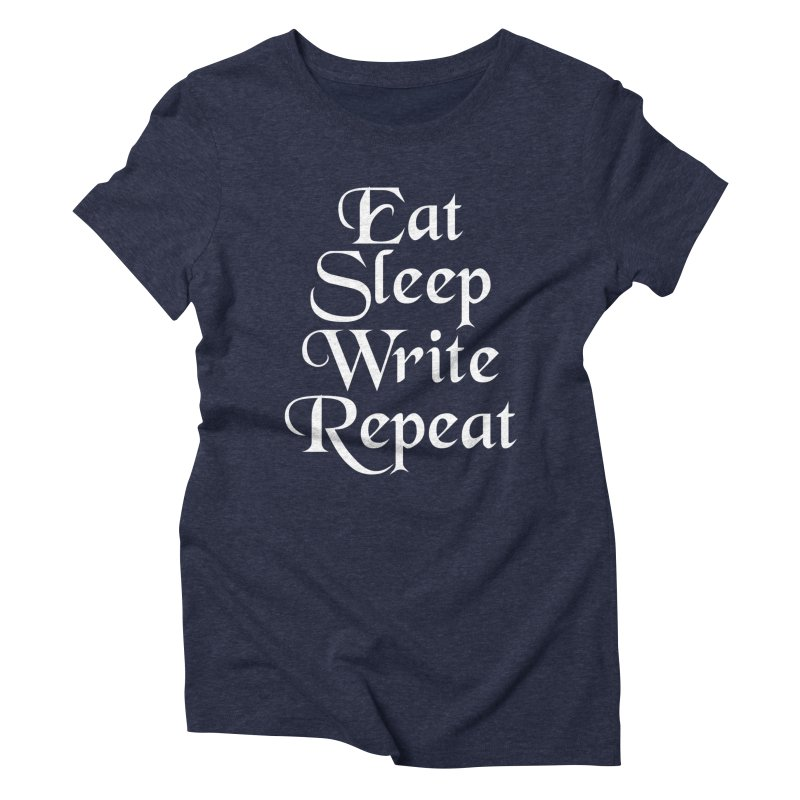 Daily Mantra Women's Triblend T-Shirt by Requiem's Thread Shop
