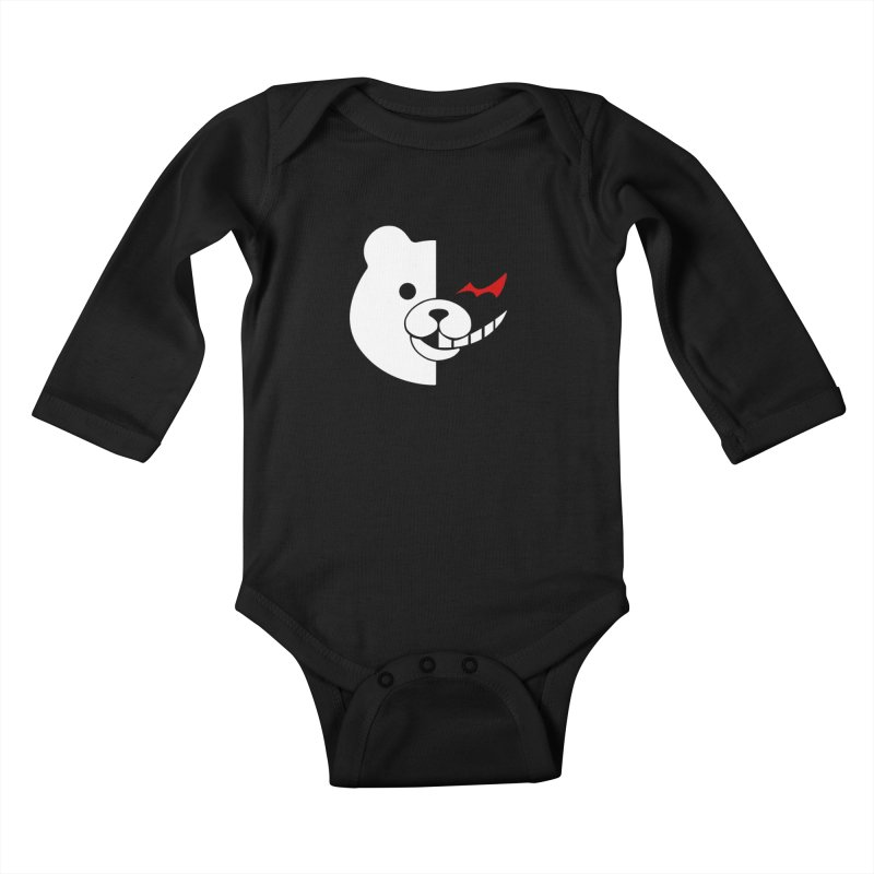 Ultimate Despair Headmaster Kids Baby Longsleeve Bodysuit by Requiem's Thread Shop