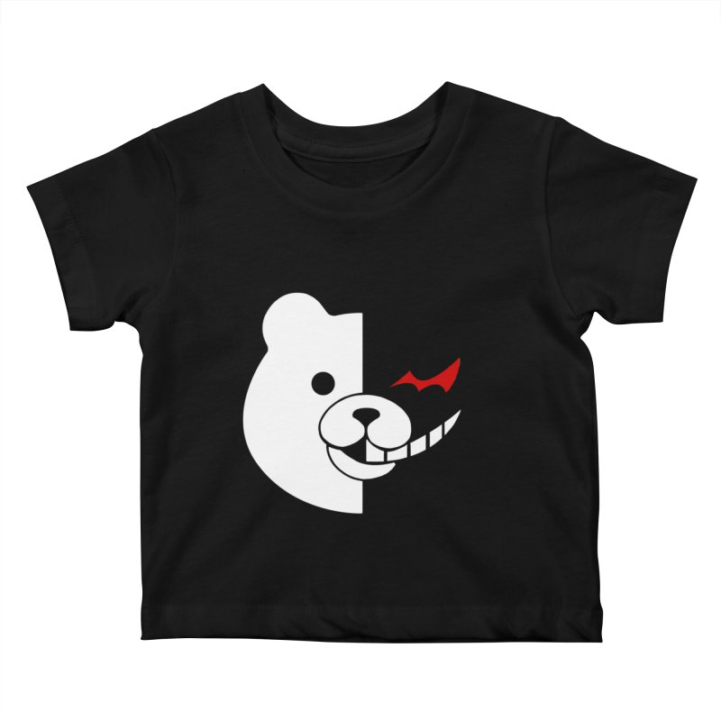 Ultimate Despair Headmaster Kids Baby T-Shirt by Requiem's Thread Shop