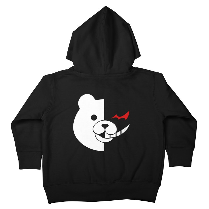 Ultimate Despair Headmaster Kids Toddler Zip-Up Hoody by Requiem's Thread Shop