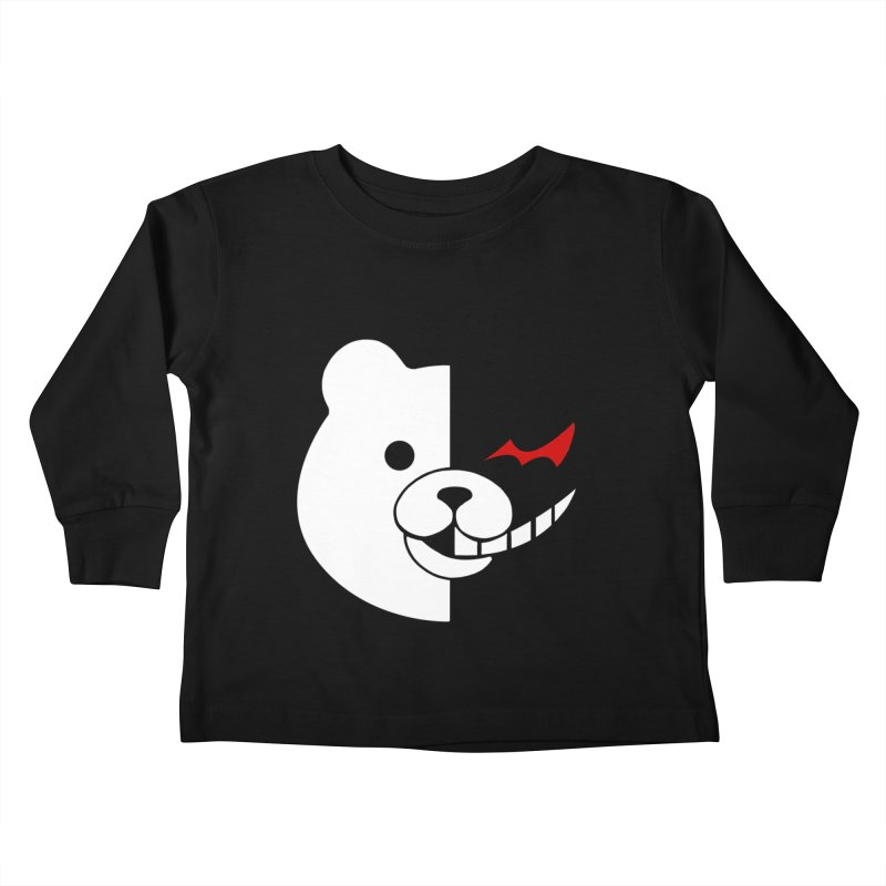Ultimate Despair Headmaster Kids Toddler Longsleeve T-Shirt by Requiem's Thread Shop