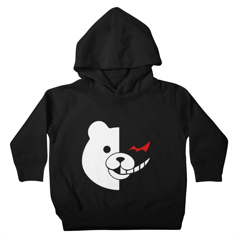 Ultimate Despair Headmaster Kids Toddler Pullover Hoody by Requiem's Thread Shop
