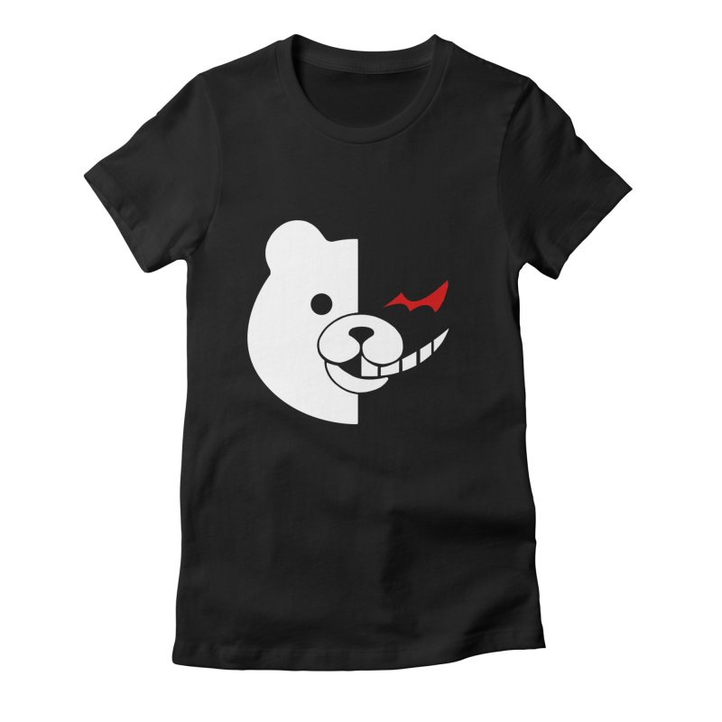 Ultimate Despair Headmaster Women's Fitted T-Shirt by Requiem's Thread Shop