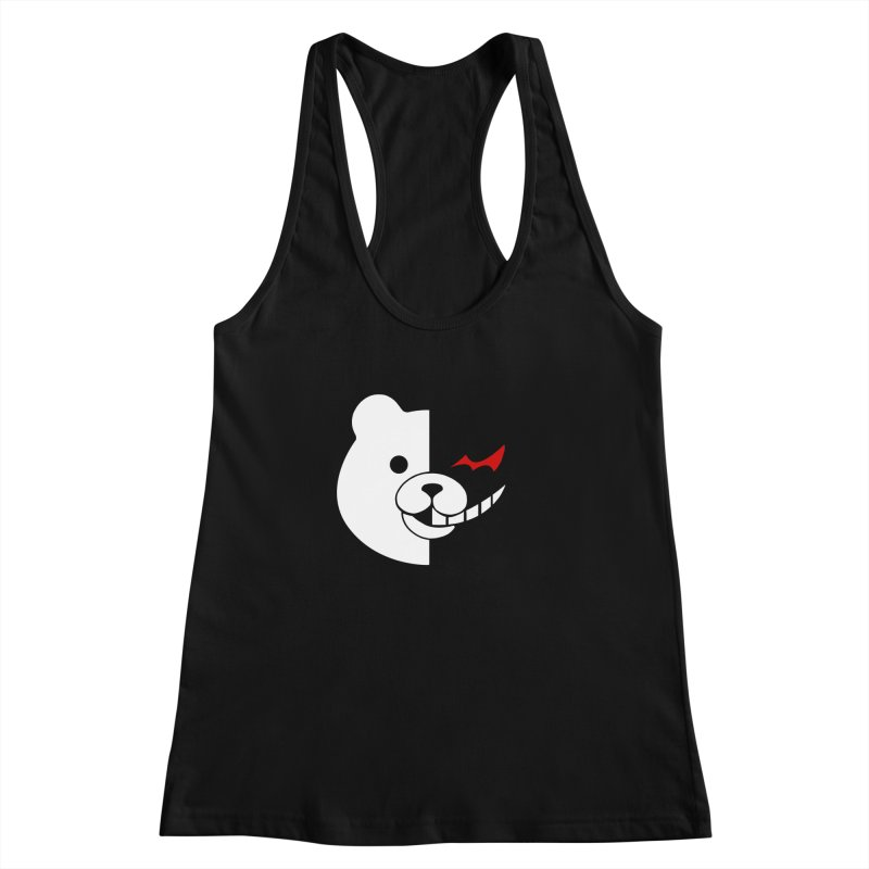 Ultimate Despair Headmaster Women's Racerback Tank by Requiem's Thread Shop