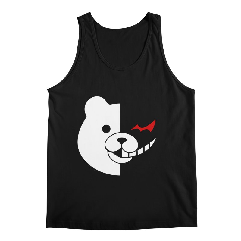 Ultimate Despair Headmaster Men's Regular Tank by Requiem's Thread Shop