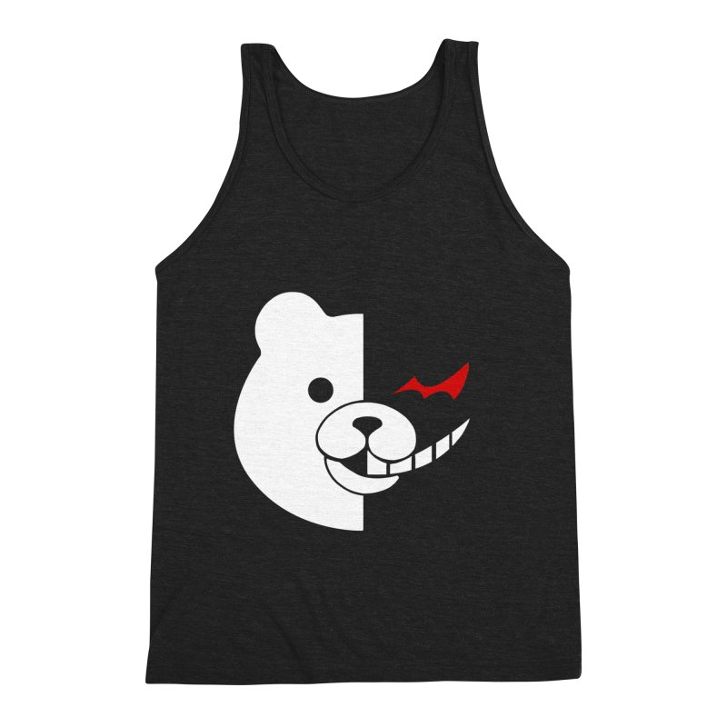Ultimate Despair Headmaster Men's Triblend Tank by Requiem's Thread Shop