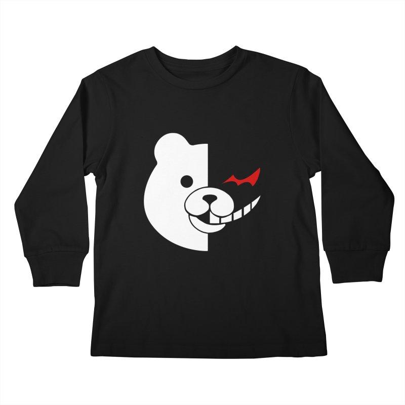 Ultimate Despair Headmaster Kids Longsleeve T-Shirt by Requiem's Thread Shop