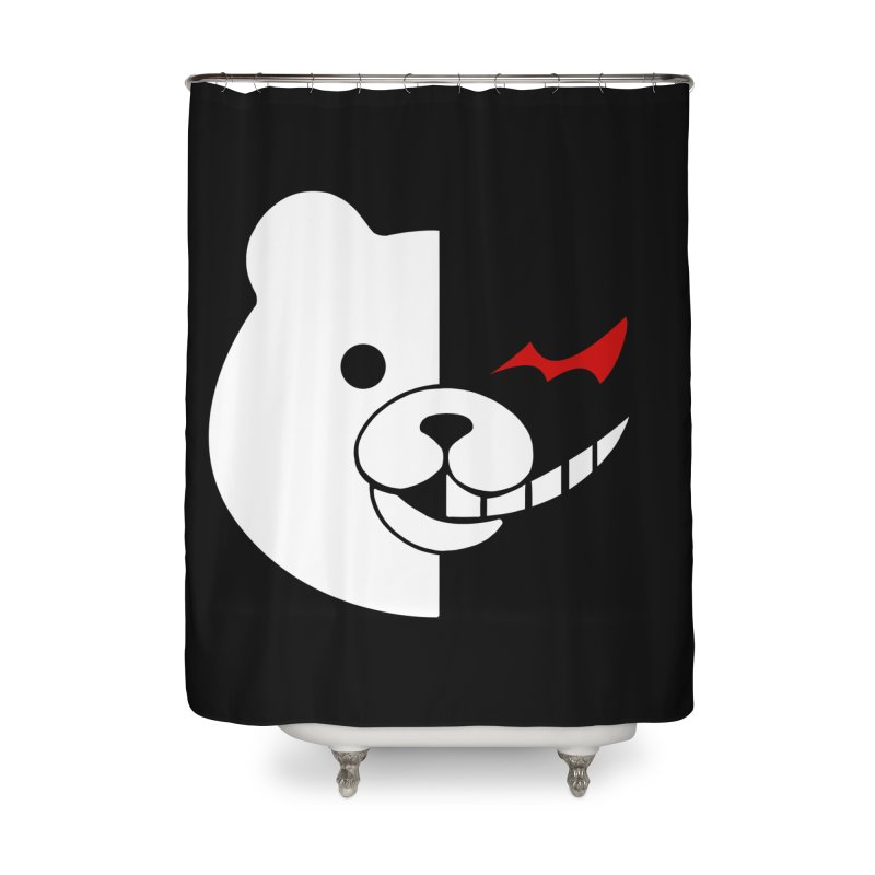 Ultimate Despair Headmaster Home Shower Curtain by Requiem's Thread Shop