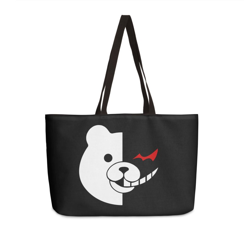 Ultimate Despair Headmaster Accessories Weekender Bag Bag by Requiem's Thread Shop
