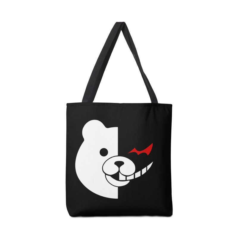 Ultimate Despair Headmaster Accessories Tote Bag Bag by Requiem's Thread Shop