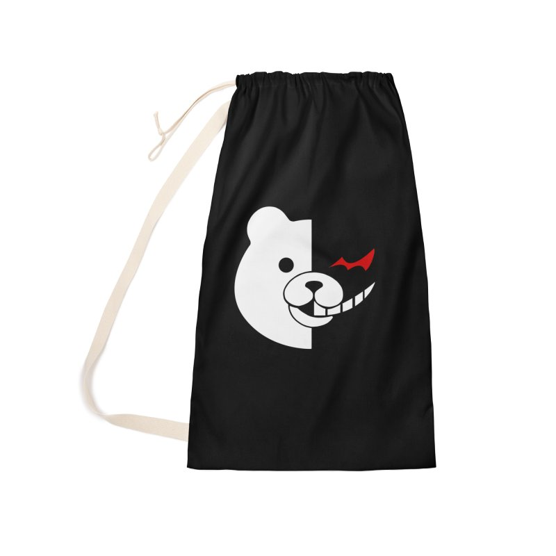Ultimate Despair Headmaster Accessories Laundry Bag Bag by Requiem's Thread Shop