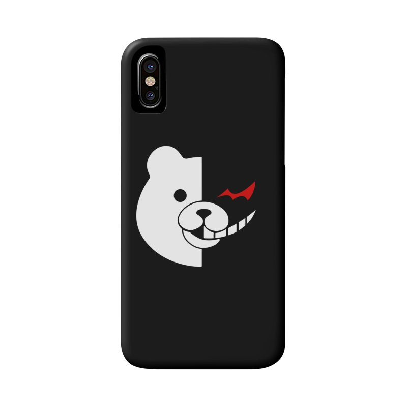 Ultimate Despair Headmaster Accessories Phone Case by Requiem's Thread Shop