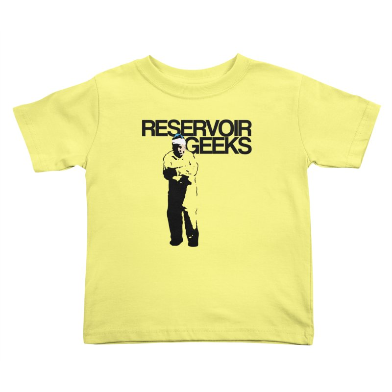 Reservoir Geeks FIRST Official Shirt Kids Toddler T-Shirt by Reservoir Geeks