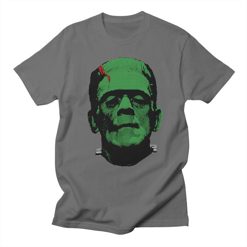 Frank Men's Regular T-Shirt by Reservoir Geeks