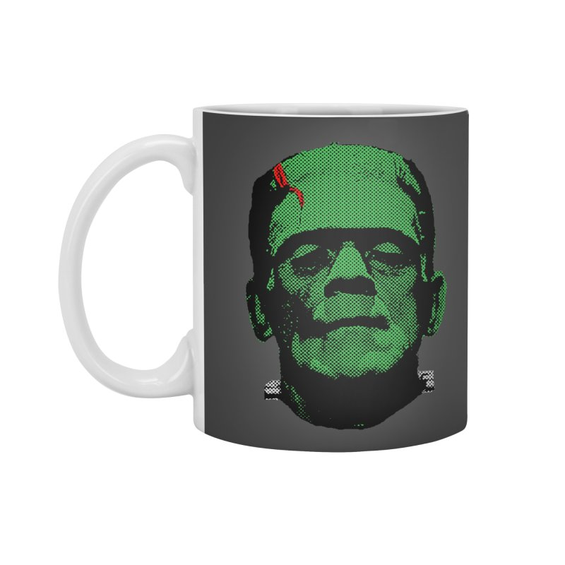 Frank Accessories Standard Mug by Reservoir Geeks