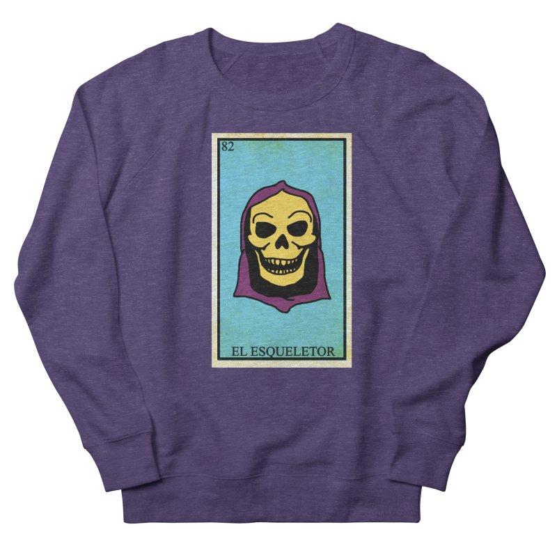 El Esqueletor Men's Sweatshirt by Reservoir Geeks