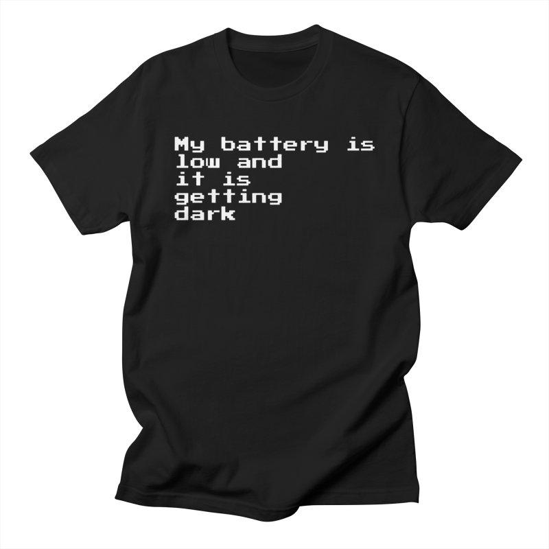 Good Night Oppy Men's Regular T-Shirt by Reservoir Geeks