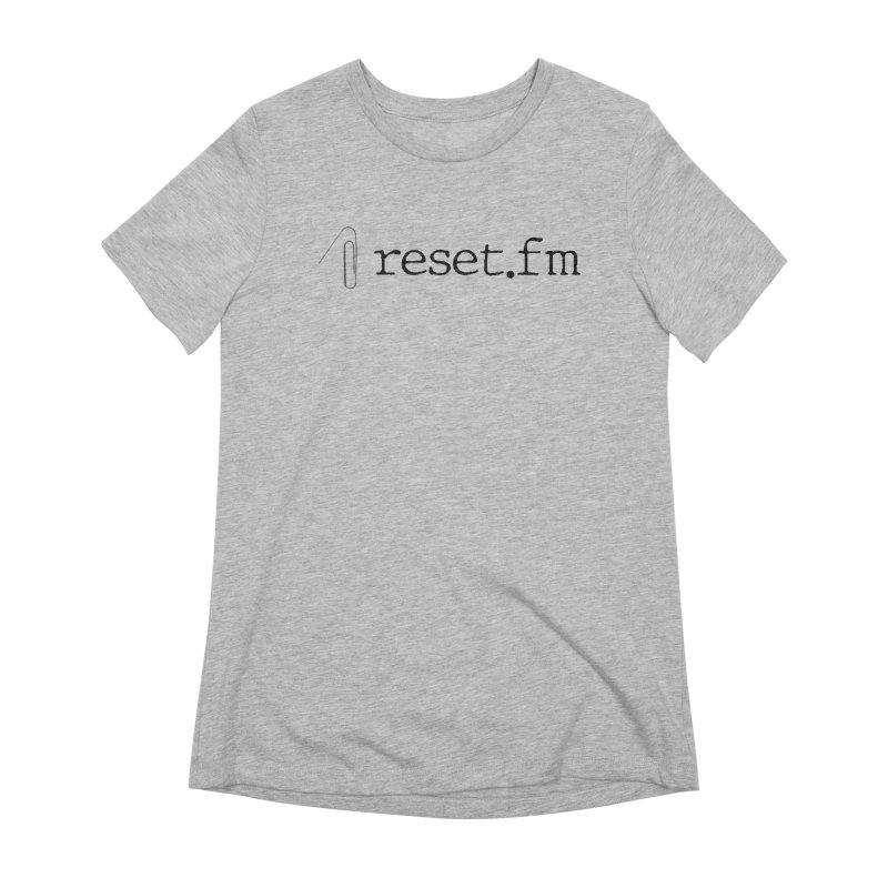 Original Women's T-Shirt by reset's Artist Shop