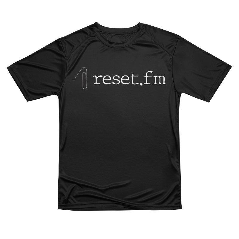 Original White Men's T-Shirt by reset's Artist Shop