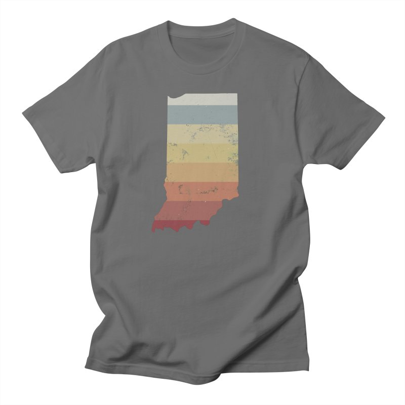Indiana Antique Men's T-Shirt by reset's Artist Shop
