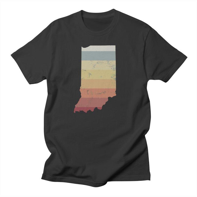 Indiana Antique Men's T-Shirt by reset's Artist Shop
