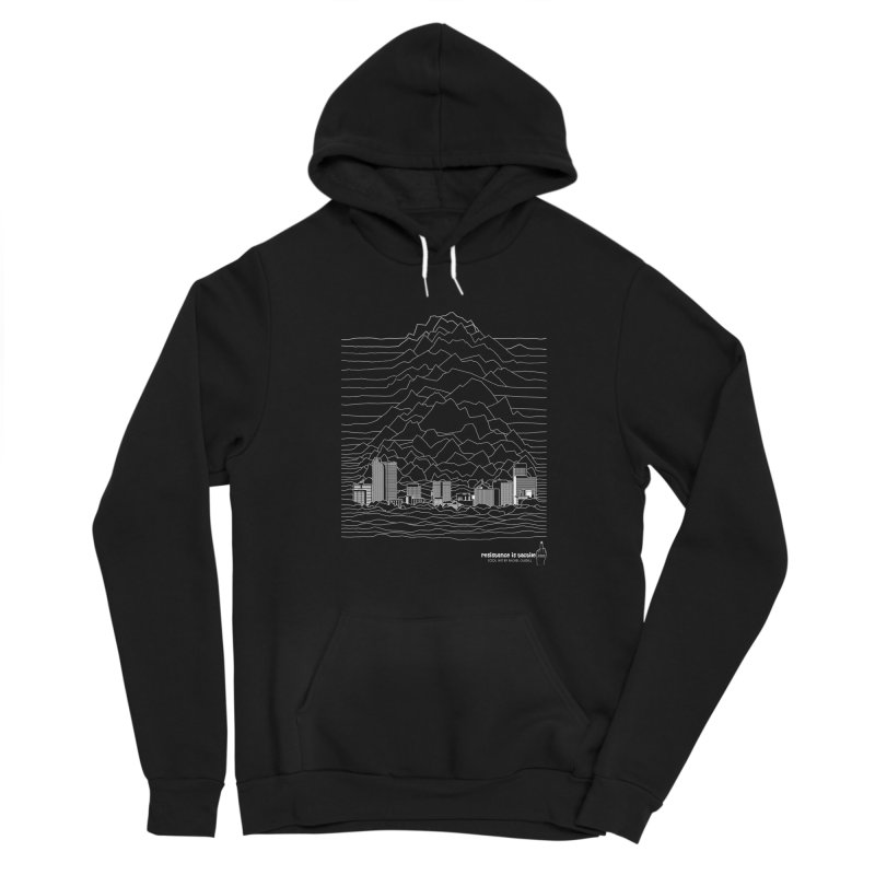 Joy Denversion Women's Pullover Hoody by Resistance is Tactile