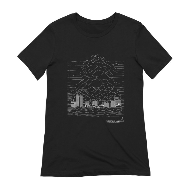 Joy Denversion Women's T-Shirt by Resistance is Tactile