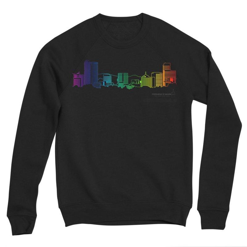 Denver Vapes Men's Sweatshirt by Resistance is Tactile