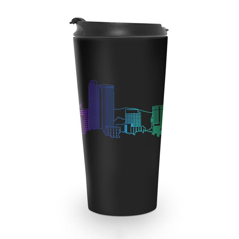 Denver Vapes Accessories Travel Mug by Resistance is Tactile