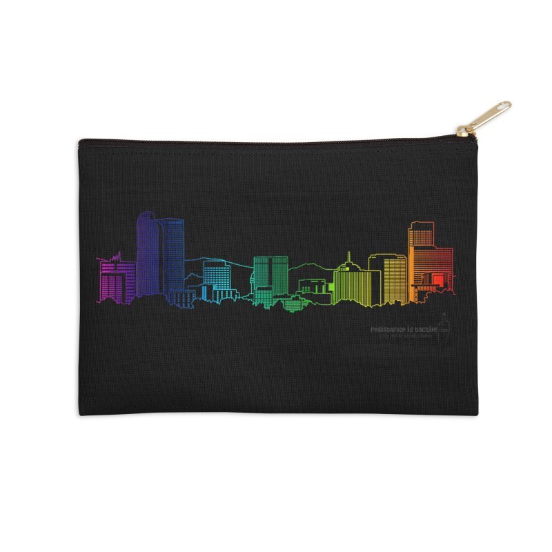 Denver Vapes Accessories Zip Pouch by Resistance is Tactile