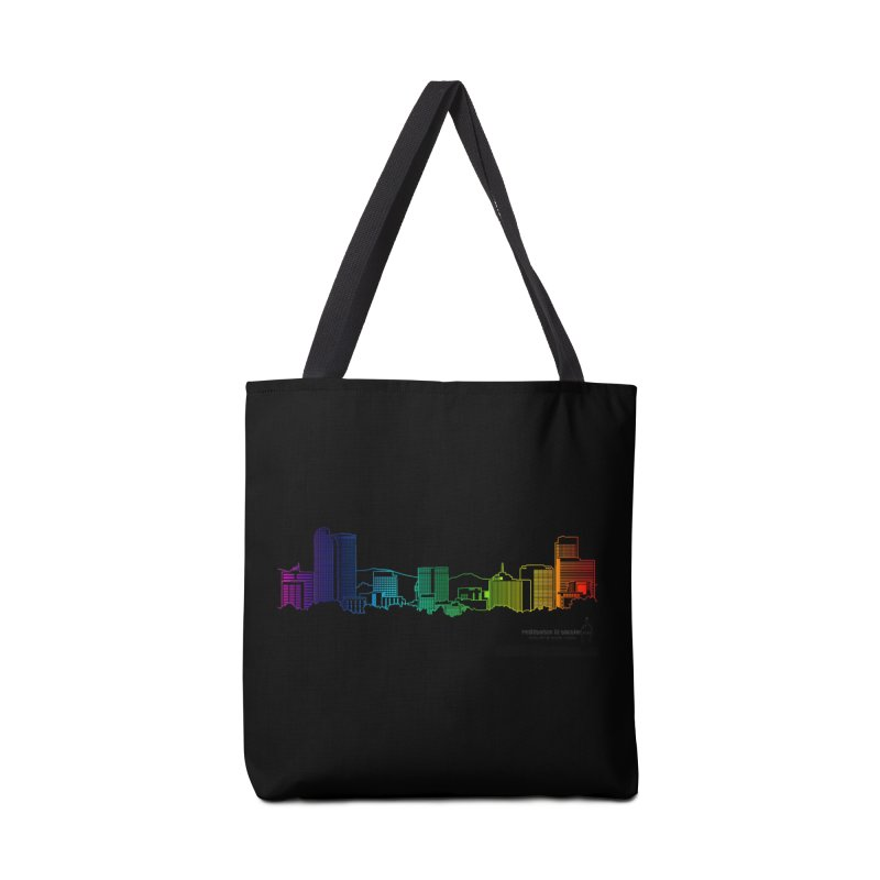 Denver Vapes Accessories Tote Bag Bag by Resistance is Tactile