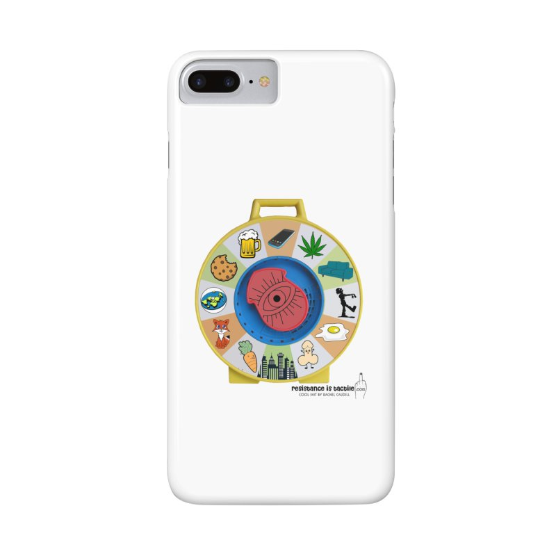 See Something, Say Something Accessories Phone Case by Resistance is Tactile