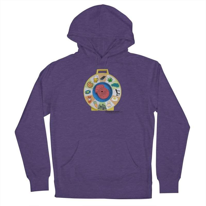 See Something, Say Something Men's Pullover Hoody by Resistance is Tactile