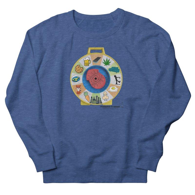 See Something, Say Something Men's Sweatshirt by Resistance is Tactile